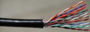 10 парный кабель UTP