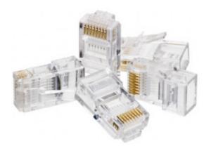 Коннекторы RJ45